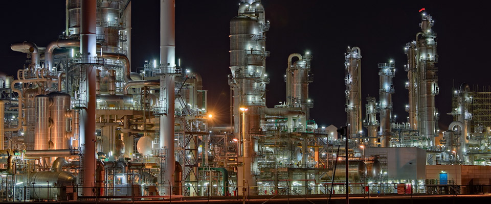 slide-night-industrial-plant